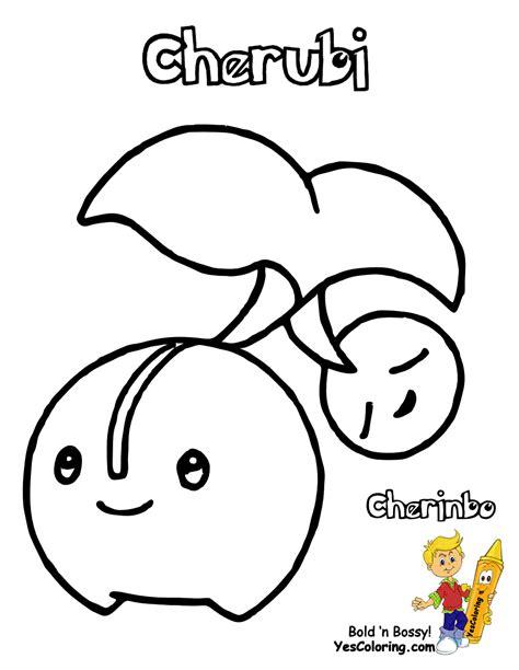 pokemon coloring pages pachirisu bodacious pokemon colouring turtwig cherrim free