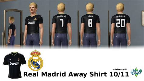 the real madrid way how values created the most successful sports team on the planet books adrizrace44 s real madrid away shirt 10 11