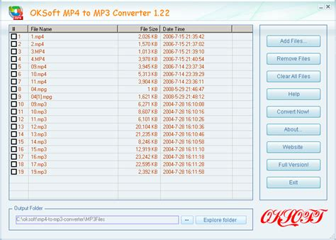 how to convert mp4 audio files to mp3 using itunes version oksoft com converter for dvd mpeg graphic mp4 mp3 pdf