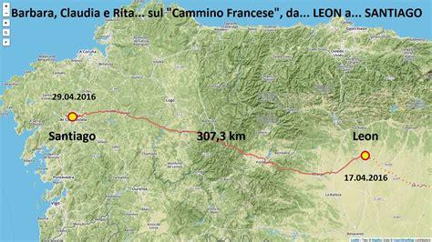 camino francese oggi da inizia il cammino verso santiago de
