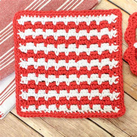 pattern crochet dishcloth fiber flux 30 free crochet dishcloth patterns