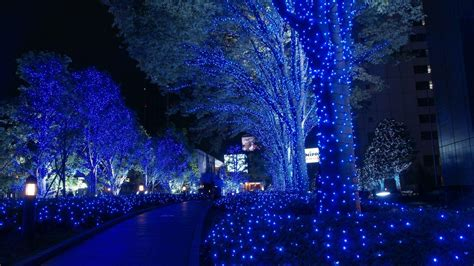 christmas wallpapers with blue lights wallpapers 1920x1080 wallpaper cave