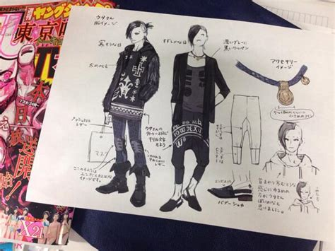 tutorial utas 画像 東京喰種 ウタ 画像まとめ naver まとめ