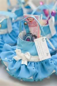Themed Birthday Favors by Princess Cinderella Themed Birthday Via Kara S