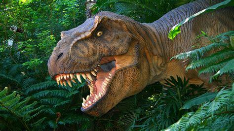 dinosaurs tyrannosaurus rex lost world  animals
