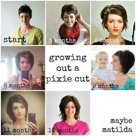 5 tricks to growing out a pixie cut stylecaster tips for growing out a pixie cut if i ever choose to grow
