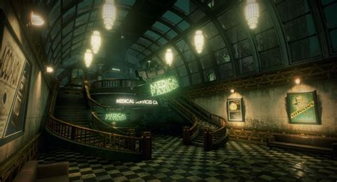 Make Resume For Free Online by Bioshock Environment Recreated In Unreal Engine 4 Is Beautiful