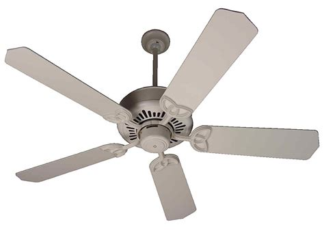 craftmade sentry ceiling fan sn52aw in antique white