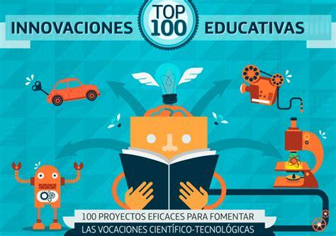 imagenes educativas de jovenes el informe top 100 innovaciones educativas sale de gira