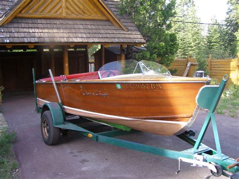 classic runabout boat for sale 1955 chris craft classic mahogany runabout power boat for