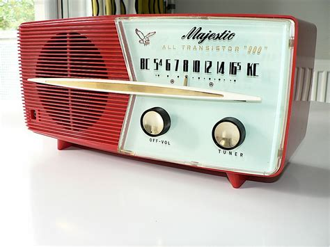 More Retro Radio Goodness From Eton by Majestic All Transistor Quot 900 Quot Mcm Retro Goodness