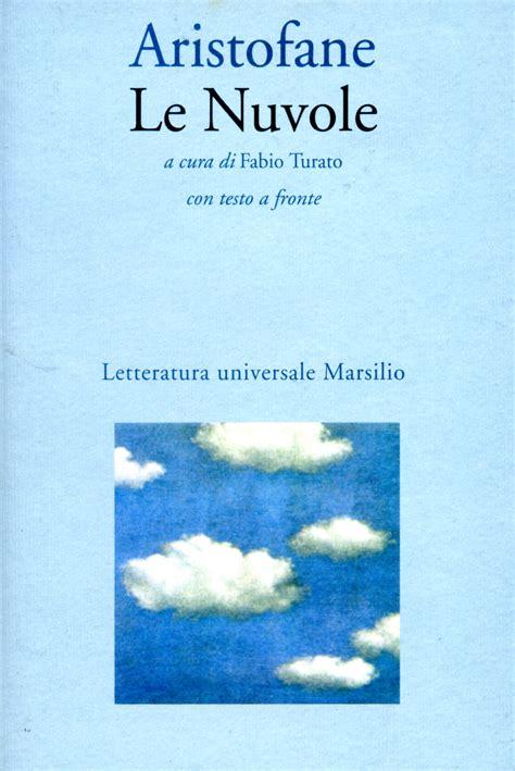 libreria le nuvole le nuvole aristofane 5 recensioni marsilio altri