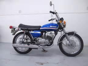 Suzuki T 250 1972 Suzuki T250