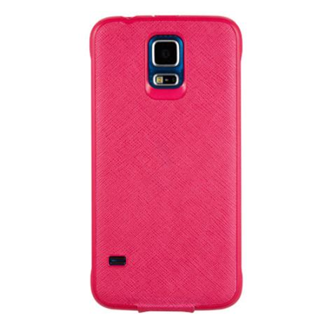 Anymode S View Cover For Samsung Galaxy S5 G900 Original anymode samsung galaxy s5 view cradle pink