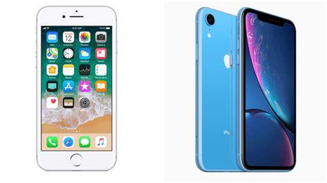 r iphone xr iphone 7 vs iphone xr macworld uk