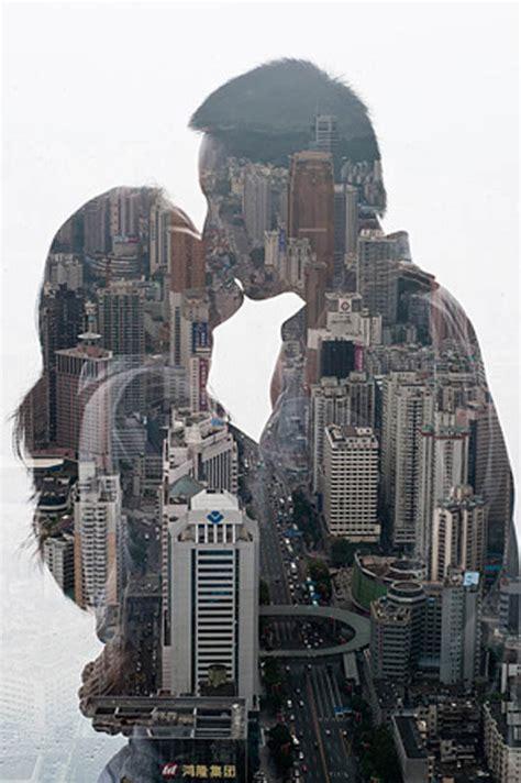 stunning city silhouettes  jasper james twistedsifter