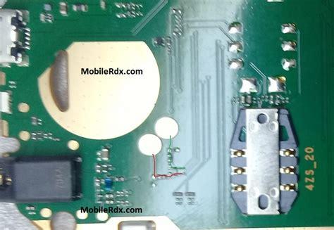 Speaker Nokia 105 Nokia 105 Ta 1010 Ringer Ways Speaker Jumper Solution