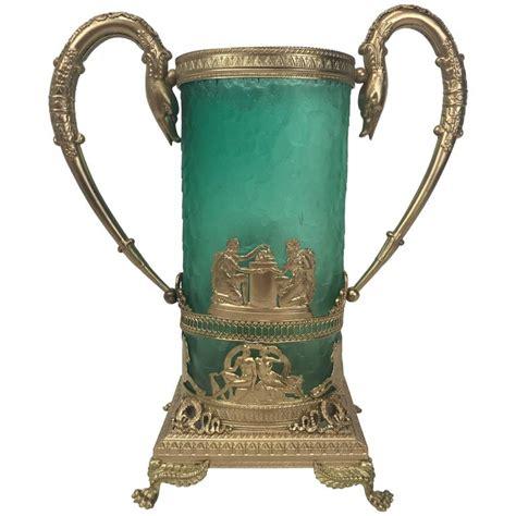 ormolu mounted baccarat vase at 1stdibs
