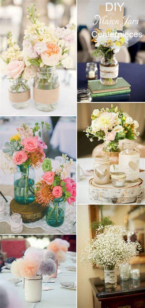 adorable diy rustic wedding centerpieces design