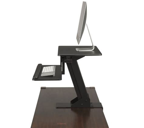 adjustable standing desk converter uplift adapt height adjustable standing desk converter