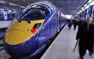 Construction Plans Online high speed rail linking birmingham to manchester and leeds