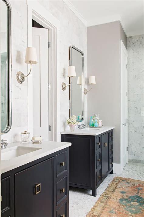 ideas black bathroom vanities pinterest black cabinets bathroom guest bathroom remodel bathroom vanities