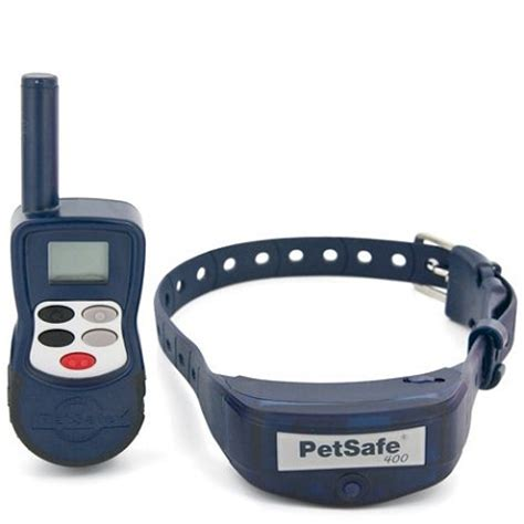 how to a with a shock collar petsafe venture series big shock collar