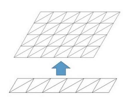 Origami Theory - how to calculate nejiri ori origami theory 円筒ねじり折の計算の仕方