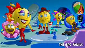 Pacman fanfic the pac family by atariboy2600 on deviantart