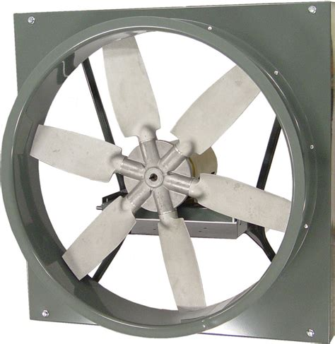loren cook exhaust fans pw propeller wall fans