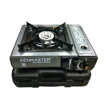 Isi Ulang Kompor Portable jual kenmaster kompor portable harga kualitas