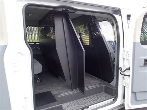 ford transit partition havis products p mid 2 middle partition for 2015 2018