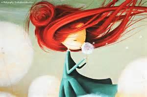 im garten der pusteblumen im garten der pusteblumen illustration 4 0