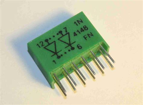 pin diode array sv components gallary