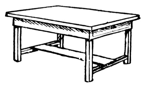 table clipart clipart panda free clipart images