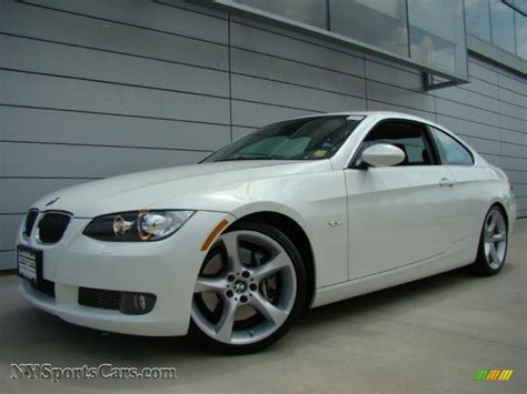 2008 bmw 335i coupe for sale 2008 bmw 3 series 335i coupe in alpine white 157491