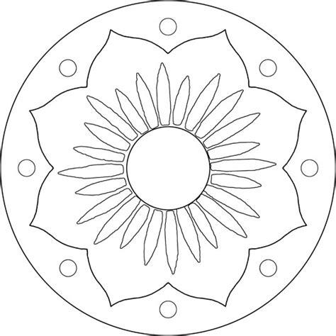 Saree Dreams The Lotus Flower Mosaic Patterns Templates