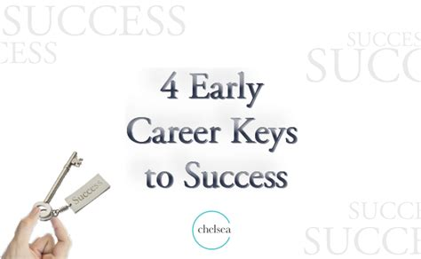 List Of Early Career Mba Programs by 4 Early Career To Success Chelsea Krost