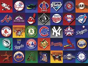 mlb team colors which major league baseball team has the best logo