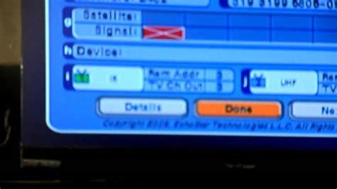 Bell Lookup Address How To Change Remote Address To A Bell Expressvu Or Dish Network Receiver