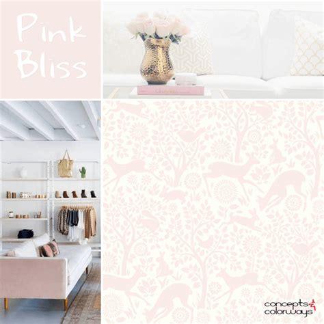 benjamin color trends 2017 benjamin pink bliss concepts and colorways