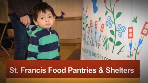 St Francis Food Pantry by St Francis Food Pantries Shelter S 2016 Theatre Gala