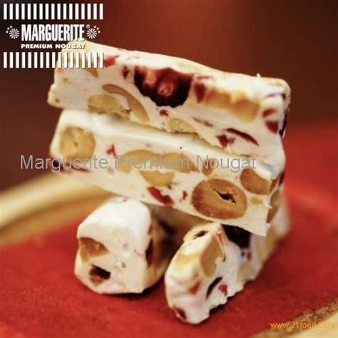 Marguerite Chocolate Nougat cranberry premium nougat products indonesia cranberry