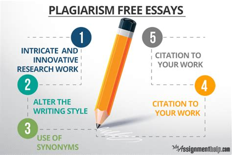 Free Check Plagiarism Essays by Guaranteed No Plagiarism