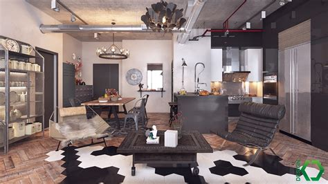 industrial lofts join the industrial loft revolution