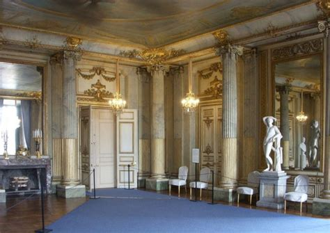 Drottningholm Palace Interior by Drottningholm Royal Palace Interior Stockholm Sweden Scandinavian Architecture