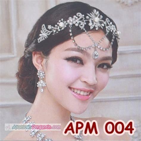 Aksesoris Rambut Sanggul Fashion Mata Crown Jepit jual aksesoris rambut tiara pengantin l hiasan rambut