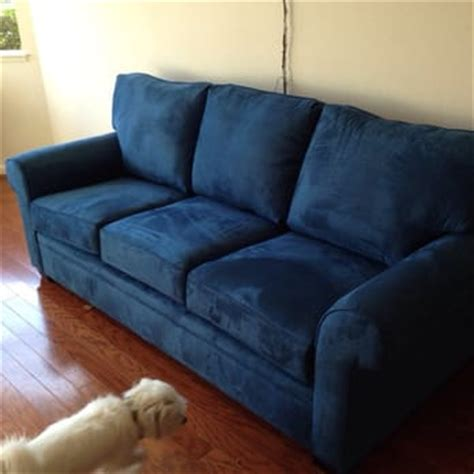 big blue couch sofa creations furniture stores nob hill san