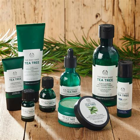 The Shop Tea Tree the shop tea tree skin clearing