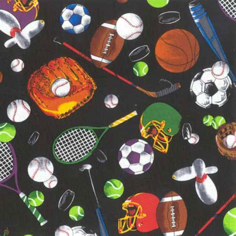 high five fabric by the yard sports
